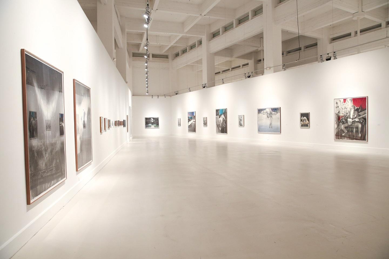 Exposición en el CAC de Málaga