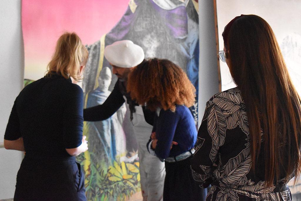 Jose Luis Puche-studio_Musy_contemporary art