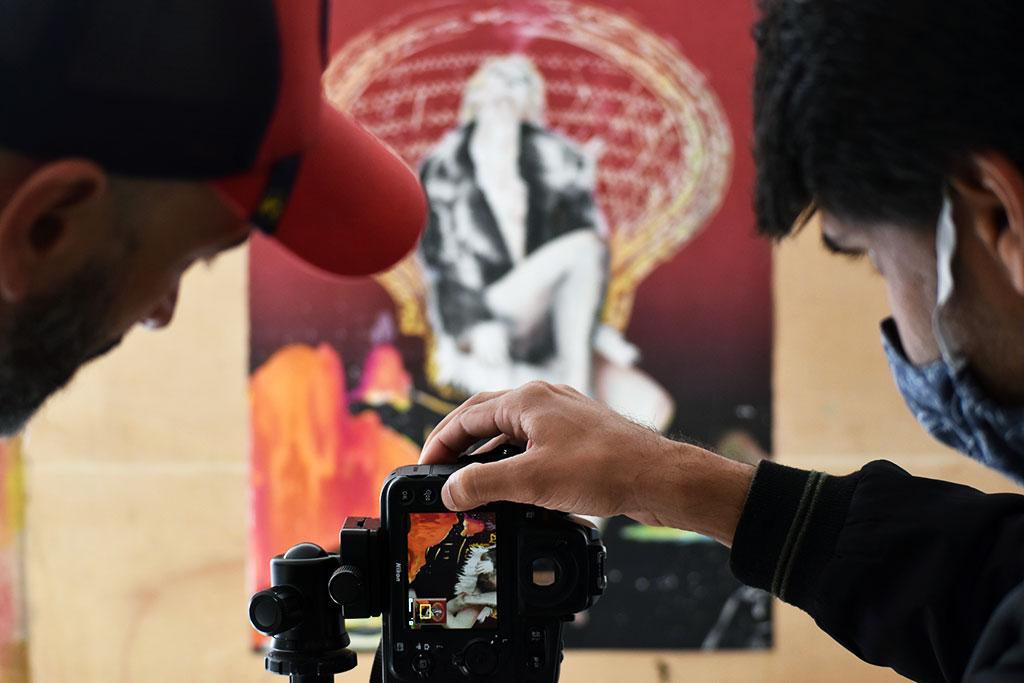 Jose Luis Puche_studio_shooting